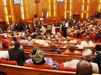 BREAKING: Endless Celebrations As Senate Approves N30,000 Minimum Wage