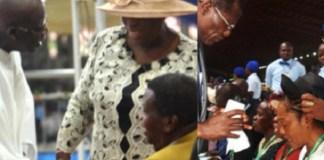 Tinubu present as wife, Senator Oluremi Ordained as Assistant Pastor Of Redeemed Christian Church [Photos]