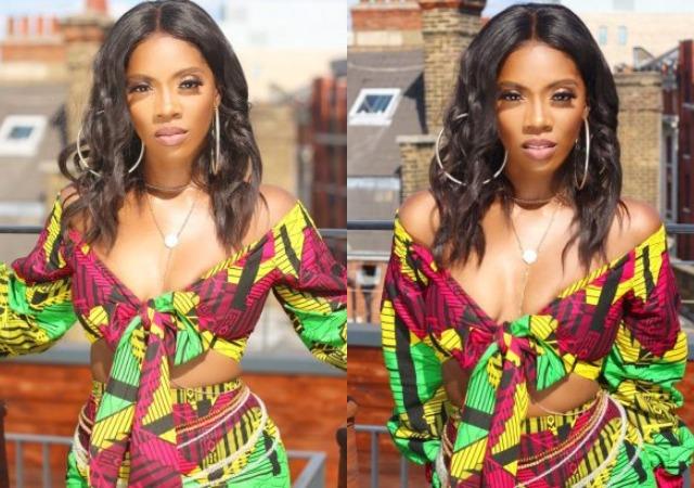 'I Still Get Tensed Up Around Don Jazzy' – Tiwa Savage