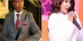"Week Later, Tonto Dikeh Breaks Silence on Allegation Of Sleeping With South African Pastor ""Shepherd Bushiri"""