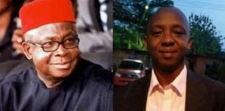 Ex-Ebonyi State Governor, Martin Elechi loses Son