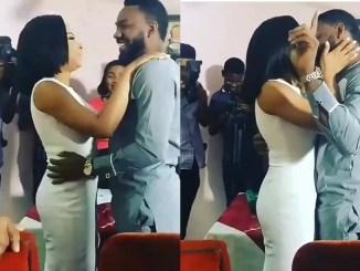 More Photos from Linda Ejiofor and Ibrahim Suleiman Court Wedding