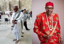 """Biafra Messiah, Nnamdi Kanu Exposes How JUBRIL AMINU Of Sudan Was Transformed To """"DEAD BUHARI"""""""
