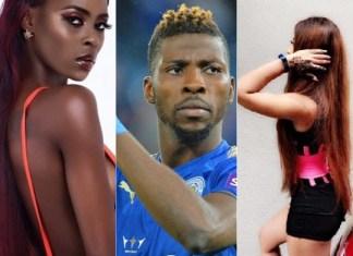 Super Eagle Striker, Kelechi Iheanacho, Is Reportedly Dating Nina and Khloe Same Time