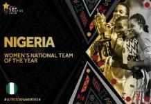 2018 CAF Awards: Full List of Winners