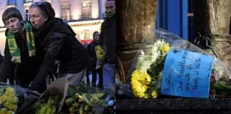 Heartbroken Fans Hold a Vigil in France for Argentine Striker Emiliano Sala after His Plane Vanishes Over Channel Islands [Photos]