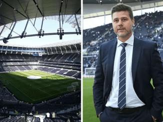 EPL: Tottenham Unveils Their New Stadium [Photos]