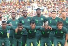 AFCON 2019: Super Eagles in Group B to Face Guinea, Madagascar, Burundi