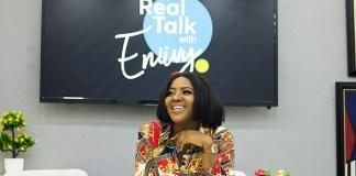 Actress, Eniola Omoniyi Launches Talk Show on DSTV