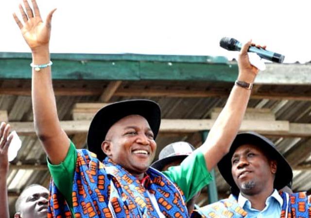 INEC Declares APC Candidate David Lyon Winner of Bayelsa 2019 Governorship Election