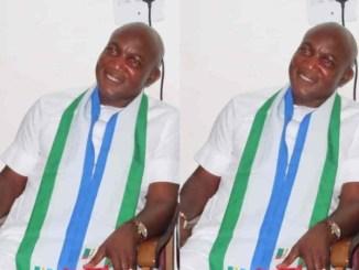 Sen. Douye Diri Weeps as INEC Presents Certificate of Return to Bayelsa Governor-Elect, David Lyon