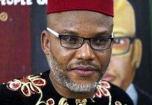 Biafra: Nnamdi Kanu Declares Support for Benue Governor