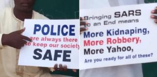 Youth in Sokoto, Kebbi, Katsina and Zamfara States Rally In Support Of SARS