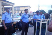 #EndSARS: 10 Suspects Apprehended in Akwa Ibom, Retrieve Looted Properties Worth Millions
