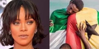 ENDSARS: Rihanna finally lends her voice