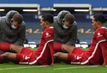 Liverpool: Update On Virgil Van Dijk's Knee