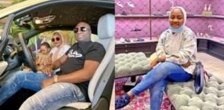 Internet sensation, Mompha celebrates wife on her 26th birthday