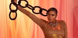 'Chikalicious Birthday' –Chika Ike Celebrates in Stunning Costume (Video)