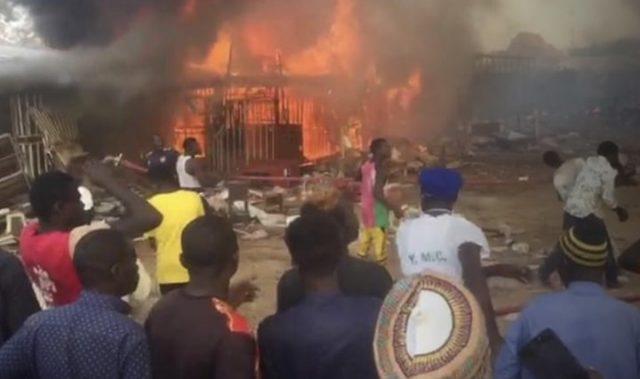 Fire Raze Properties worth N635m, Kill 134 People In Kano