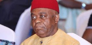Former Governor of Abia, Orji Quits Politics