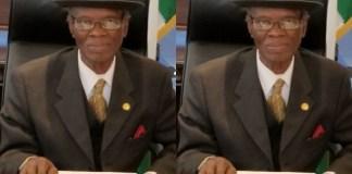 Just in: Nigerian Ambassador To US, Sylvanus Nsofor is Dead