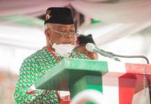 Breaking: PDP Chairman, Ekpenyong Dies of COVID-19