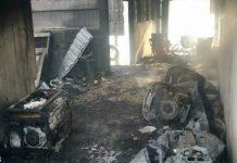 Gunmen with 50 Speedboats, Invades Bayelsa Community, Raze Over 20 Houses