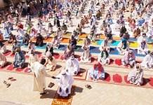1000 Clerics Pray For Buhari, Nigeria in Kano (Photos)