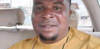"Onyebuchi Okocha, aka ""Onyeze Jesus"" in Police Custody"