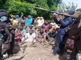 Abductors Threaten To Starve Kagara Students To Death