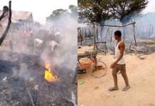 Armed Bandit Storms Zamfara Market, Kill One, Raze Stalls