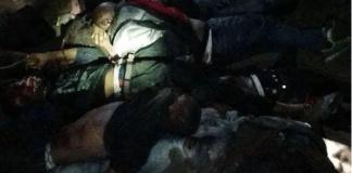 Nigerian Army Kill 16 Bandits And Tag Them IPOB ESN In Aba