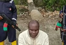 Abductors of River Monarch Makes Demands, Releases Video