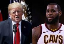 """You're A Racist""- Trump Slams Lebron James"