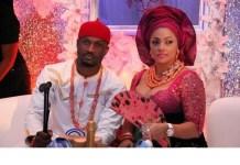 Peter Okoye Reveals How He Met His wife Lola