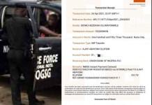 Ogun: Three policemen arrested for Extorting Money from LASU Student