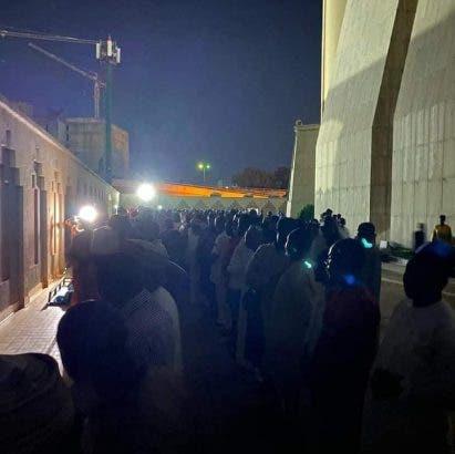 Photos from Ahmed Gulak Burial in Abuja