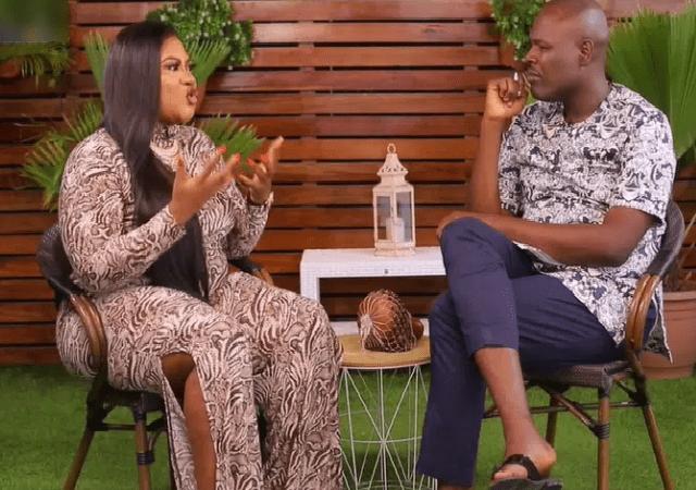 Nollywood: Nkechi Blessing exposes Damola Olatunji, Mr Latin