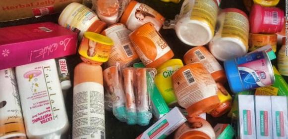 Rwandan Government Bans Bleaching Creams, Soaps