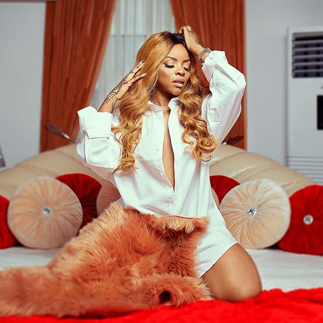 Laura Ikeji Shares Beautiful Bedroom Photos To Celebrate 31st Birthday