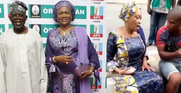 """Igbo people we no dey trust una again"" - Tinubu's wife, Oluremi tells voter (Video)"