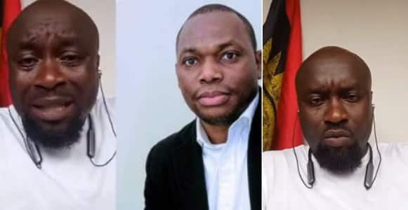 Lagos police begin probe into viral video of a Biafran man threatening to kill Adeyinka Grandson