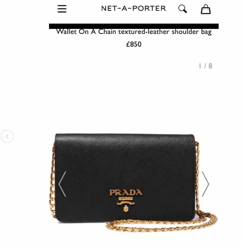 Instagram user slams Laura Ikeji and her husband for flaunting a fake Prada bag