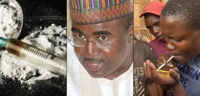 Image result for Nigeria has 15m drug users, says Marwa