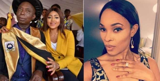 Georgina Onuoha reacts to Regina Daniels' marriage rumours