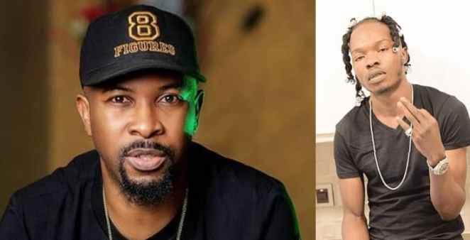 ''Go and write lyrics'' - Naira Marley tells Ruggedman