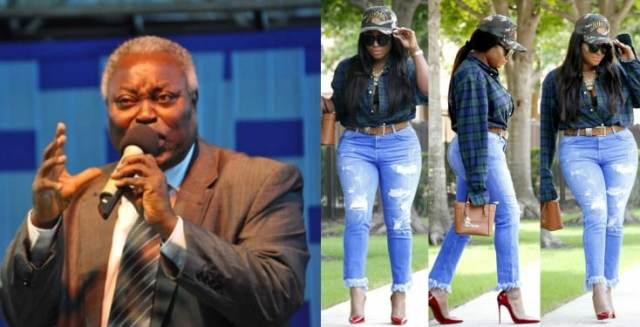Women who wear men's clothes are abomination unto God - Pastor Kumuyi