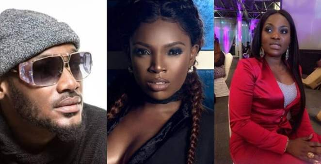 Annie Idibia and Pero Adeniyi throw shades at each other