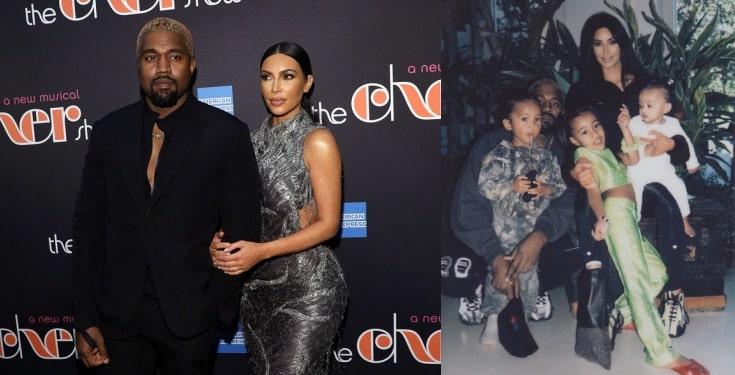 Kim Kardashian and Kanye West welcome 4th child