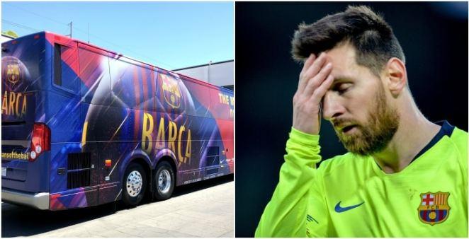 Barcelona, Messi, Liverpool